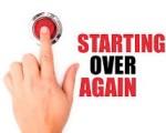Start Over Life Again